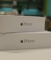 В «Связном» за выходные заказали более 15 тысяч iPhone 6 и iPhone 6 Plus