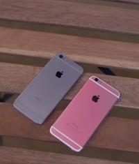 В Китае вышел iPhone 6S от местных умельцев (Видео)