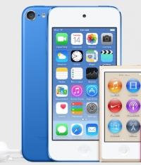 14 июля состоится релиз нового поколения iPod