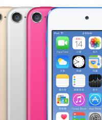 Apple представила 6-ое поколение iPod Touch