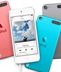 Осенью состоится релиз нового поколения iPod Touch