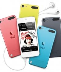 Опубликовали видеосравнение обновленного iPod touch с его предшественником