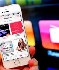 Сервис iTunes Radio стал одним из самых популярных в США