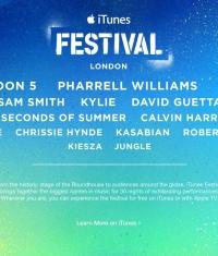 Список участников iTunes Festival 2014 пополнился новыми именами
