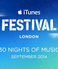 Apple анонсировала восьмой ежегодный фестиваль iTunes 2014 в Лондоне