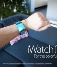 Дисплей iWatch будет такой же, по плотности пикселей, как у iPad или iPhone