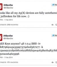 Для устройства Apple на базе A5(X) придумали «вечный» джейлбрейк