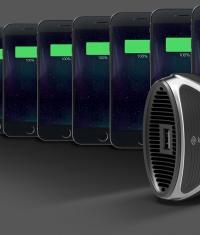 Карманная электростанция зарядит батарею iPhone до 11-ти раз