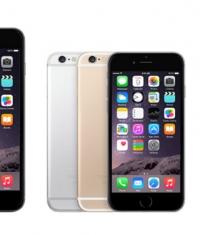 В 2015-ом Apple выпустит 3 новых iPhone