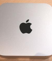 Новое поколение Mac mini стало медленнее на 45%