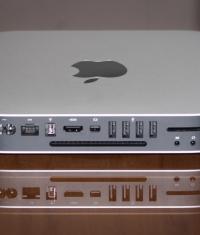 В ближайшее время стоит ожидать обновления Mac mini от Apple