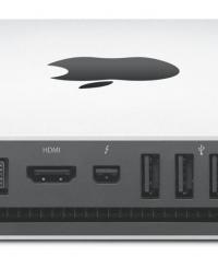 Apple обновила прошивку для Mac mini
