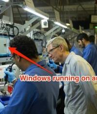 Тим Кук выложил фотографию с Mac Pro на Windows
