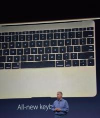 Apple анонсировала 12-дюймовый MacBook с дисплеем Retina