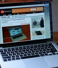 Новые 13-дюймовые Macbook Pro больше не будут производится без Retina-экрана