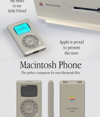 Привет из «восьмидесятых»: каким мог быть первый iPhone
