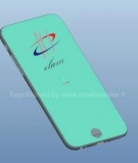 Французы опубликовали макет iPhone 6