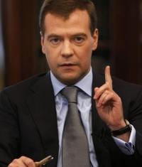 Медведев: «Снос памятника Джобсу – полный бред»