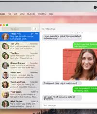 Настраиваем отправку SMS-сообщений с OS X Yosemite при помощи iPhone
