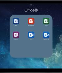 Создание Microsoft Office для iPad – было инициативой Стива Балмера
