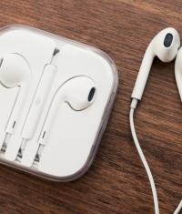 Новый патент у компании Apple - наушники с биометрическими сенсорами