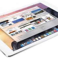 Может выйти версия OS X El Capitan для iPad