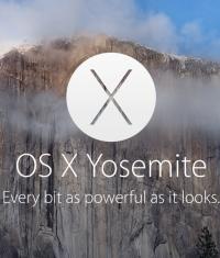 Опубликовали OS X Yosemite 10.10.5 beta 1