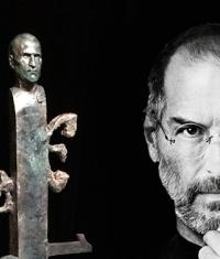 Памятник Стиву Джобсу появится в главном офисе Apple (фото)