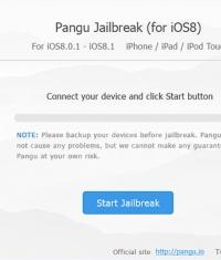 PanguTeam создала джейлбрейк Pangu 1.2 для iOS 8 / 8.1