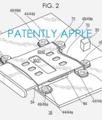 Apple зарегистрировала патент на сверхтонкий слот для SIM-карты