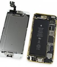 Компания Apple поменяет тип встроенной памяти в iPhone 6 Plus