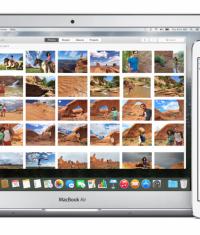 Вышла первая бета-версия OS X 10.10.3 с программой Photos