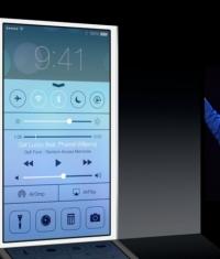 Пункт управления в iOS 8 можно будет настроить самому