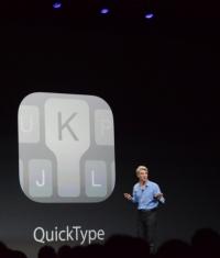 Apple решила добавить в iOS 8 новую возможность – установка сторонних клавиатур