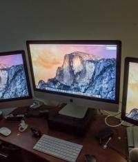 Бенчмарк-Тест iMac Retina 5K с процессором i5