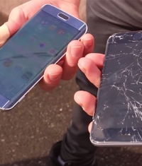 iPhone 6 уступил Samsung Galaxy S6 в дроп-тесте (Видео)
