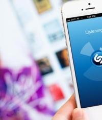 В iOS 8 появится функция распознавания музыки – результат сотрудничества Apple с Shazam