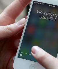 Русский язык в Siri появится в ближайший год