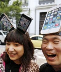 Трое китайцев смогли ограбить склад Apple в Пекине