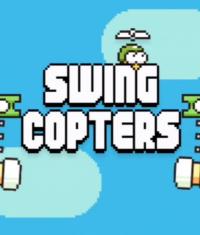 Игра Swing Copters от создателя Flappy Bird (Видео)