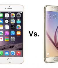 iPhone 6 не смог превзойти показатели производительности Samsung S6 (Видео)