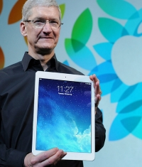 iPad Pro хотят оснастить гибким экраном