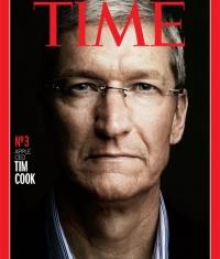 Тим Кук претендует на звание «человек года»
