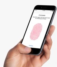 Touch ID будет поддерживаться в приложении Google Диск