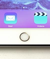 В новых устройствах Apple будет использовано второе поколение Touch ID