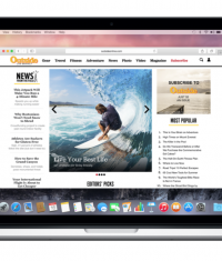 Вышла новая версия браузера Safari