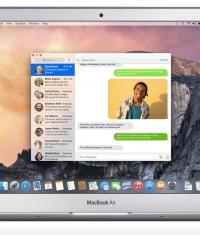 ТОП-8 новшеств в OS X Yosemite