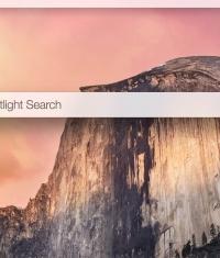 Apple следит за своими пользователями при помощи Spotlight