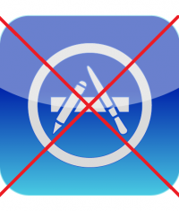 Apple заблокировала крымчанам загрузки из App Store